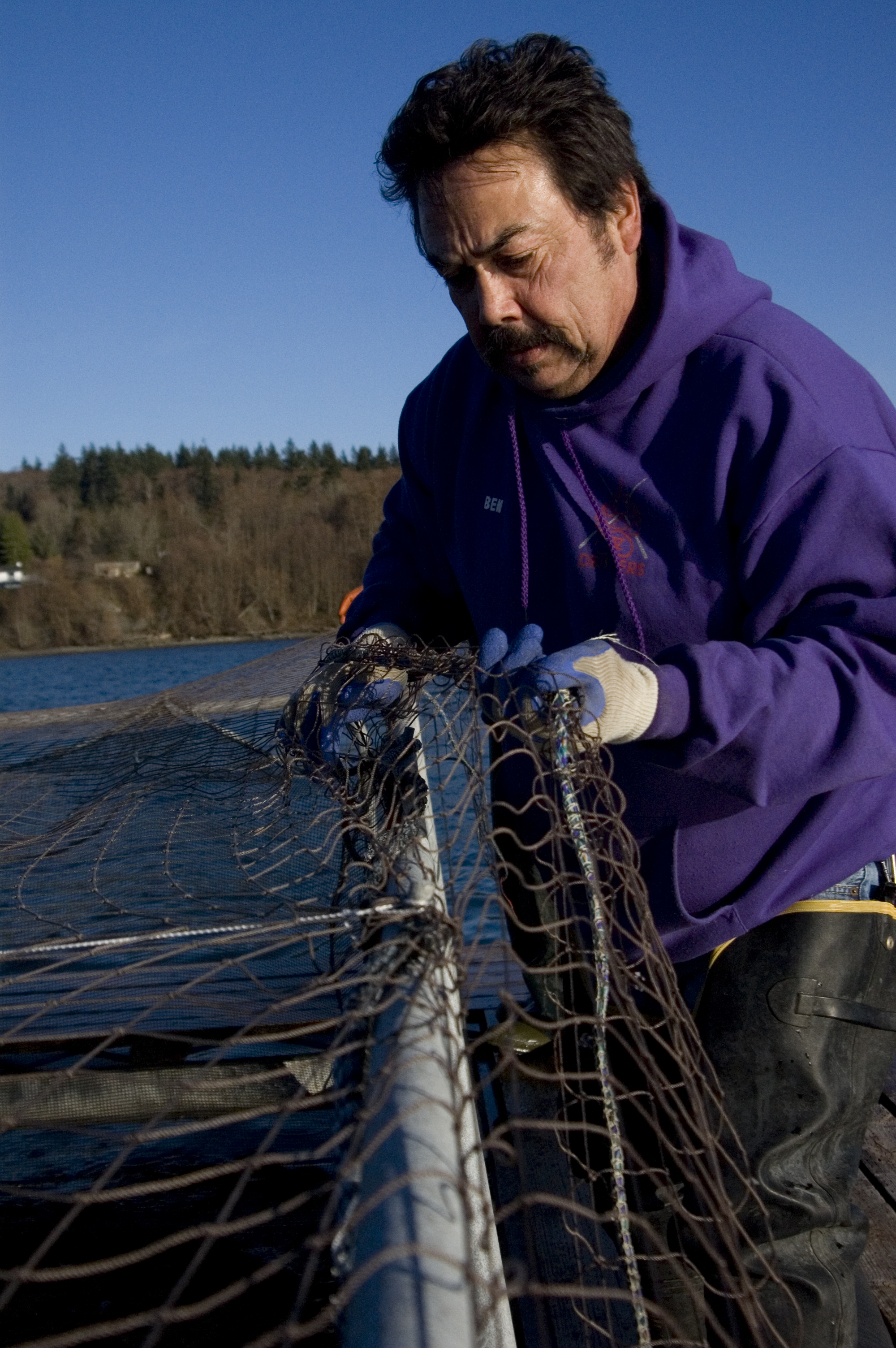 Port Gamble S'Klallam: Net Pens Still Going Strong After Three Decades