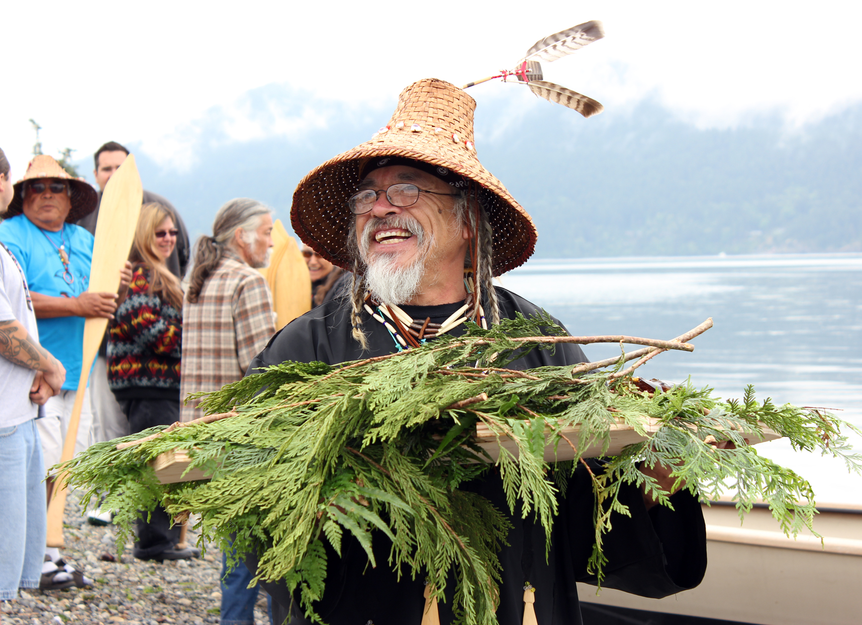 Being Frank: Treaty Rights Aid Salmon Habitat Recovery Effort