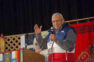 Passing of Billy Frank Jr.