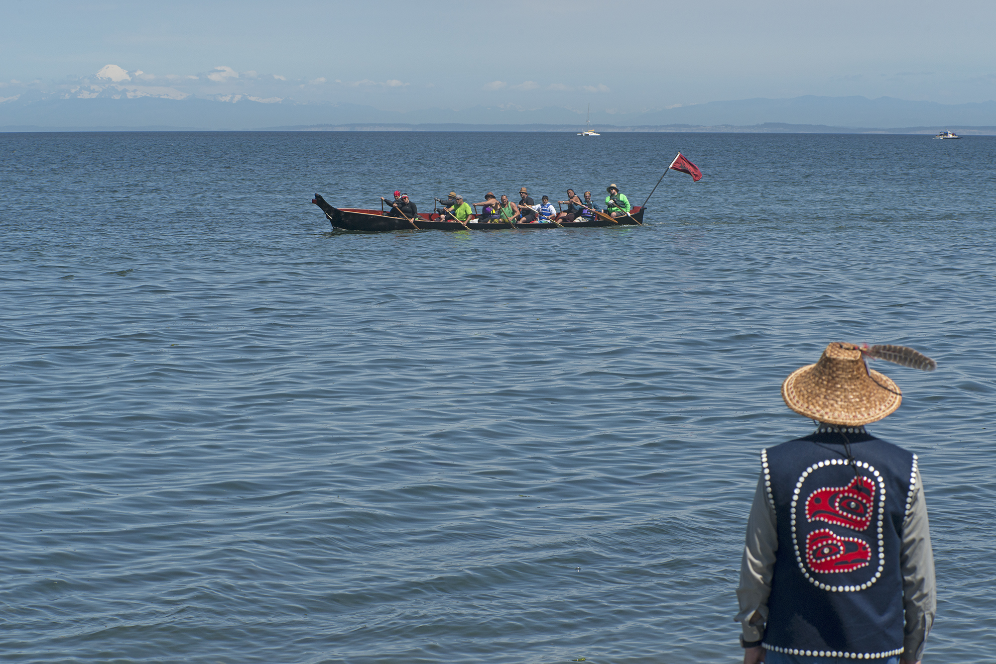 Northwest tribes traveling to Bella Bella for canoe journey