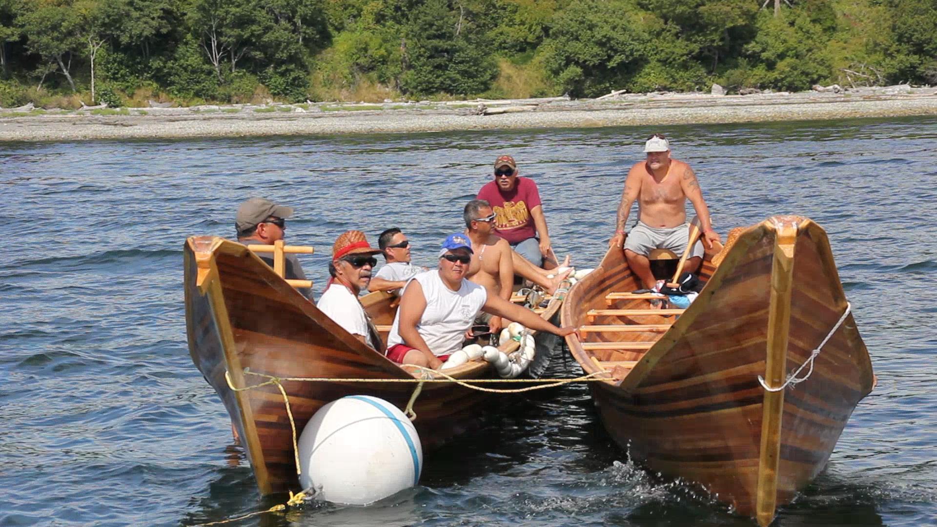 Lummi fishermen pass down reef net heritage