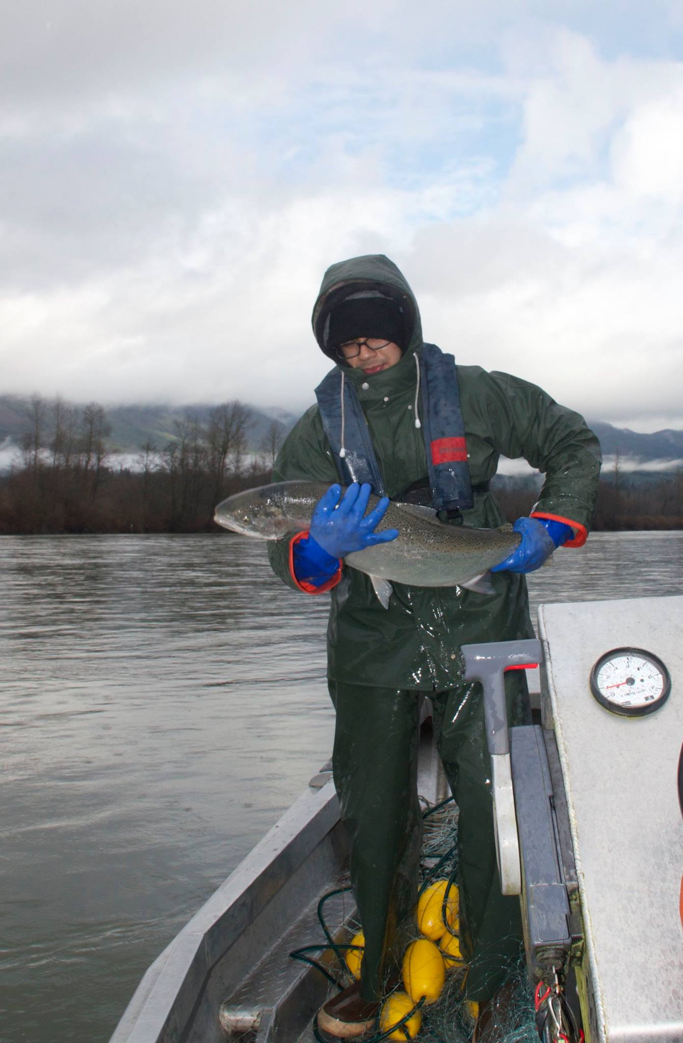 Upper Skagit Tribe harvests last full return of hatchery steelhead
