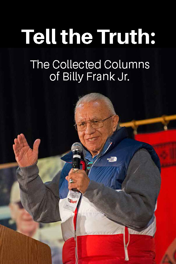 Download free ebook collection of columns by Billy Frank Jr.