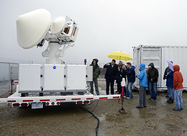 Quinault Indian Nation helping ground truth weather satellites