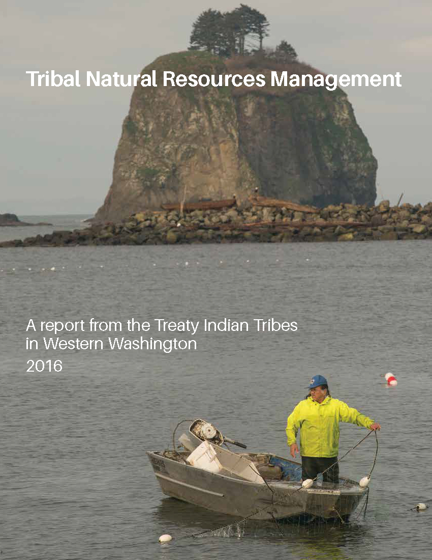 Northwest Treaty Tribes in 2015: Drought, uncertain fisheries