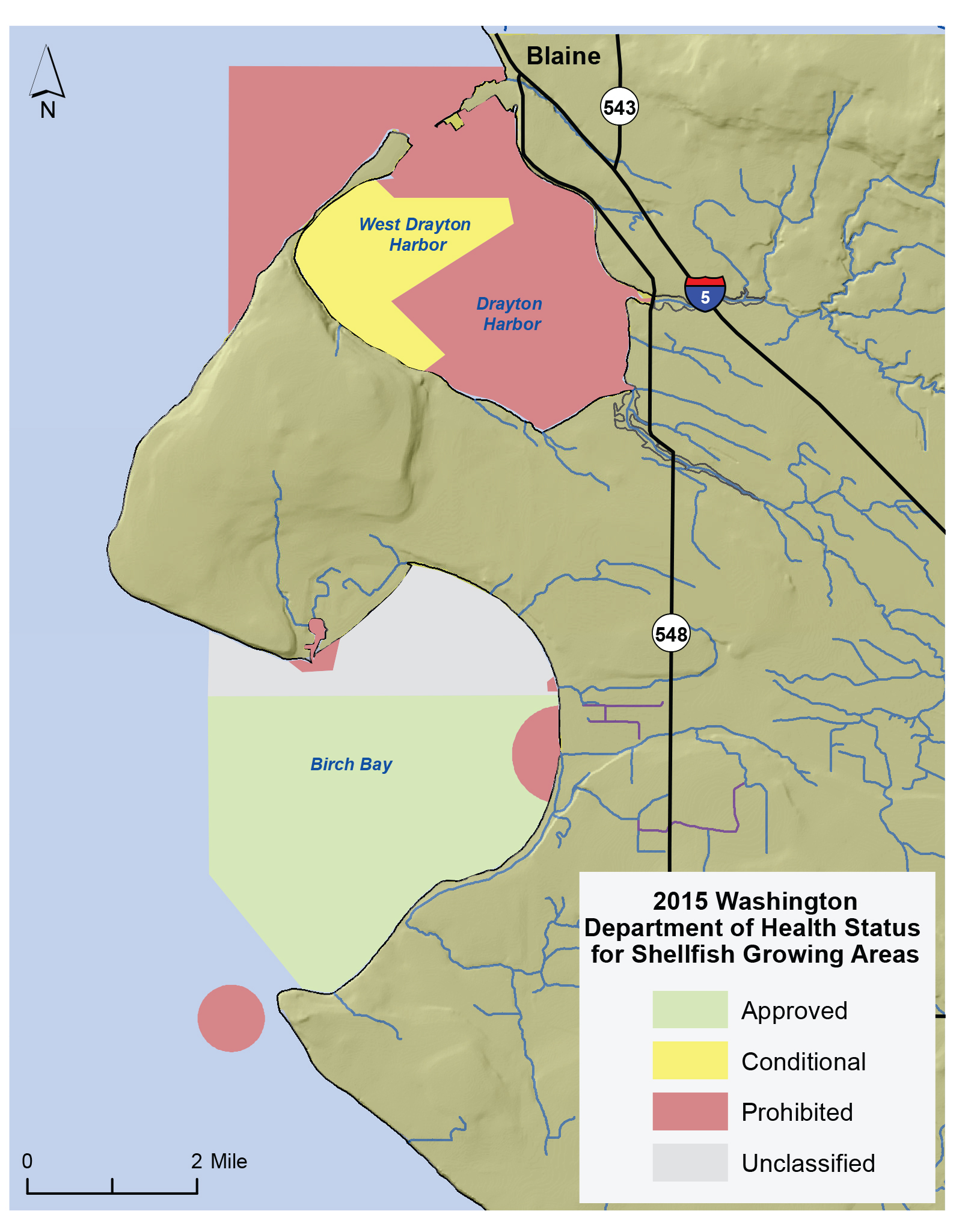 State of Our Watersheds: Pollution closes shellfish beds to harvest