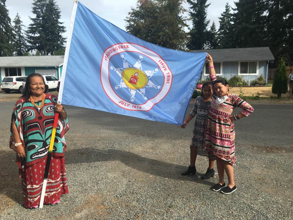 "Treaty Tribes Support Standing Rock Sioux: ""Our Futures Are Bound Together"""