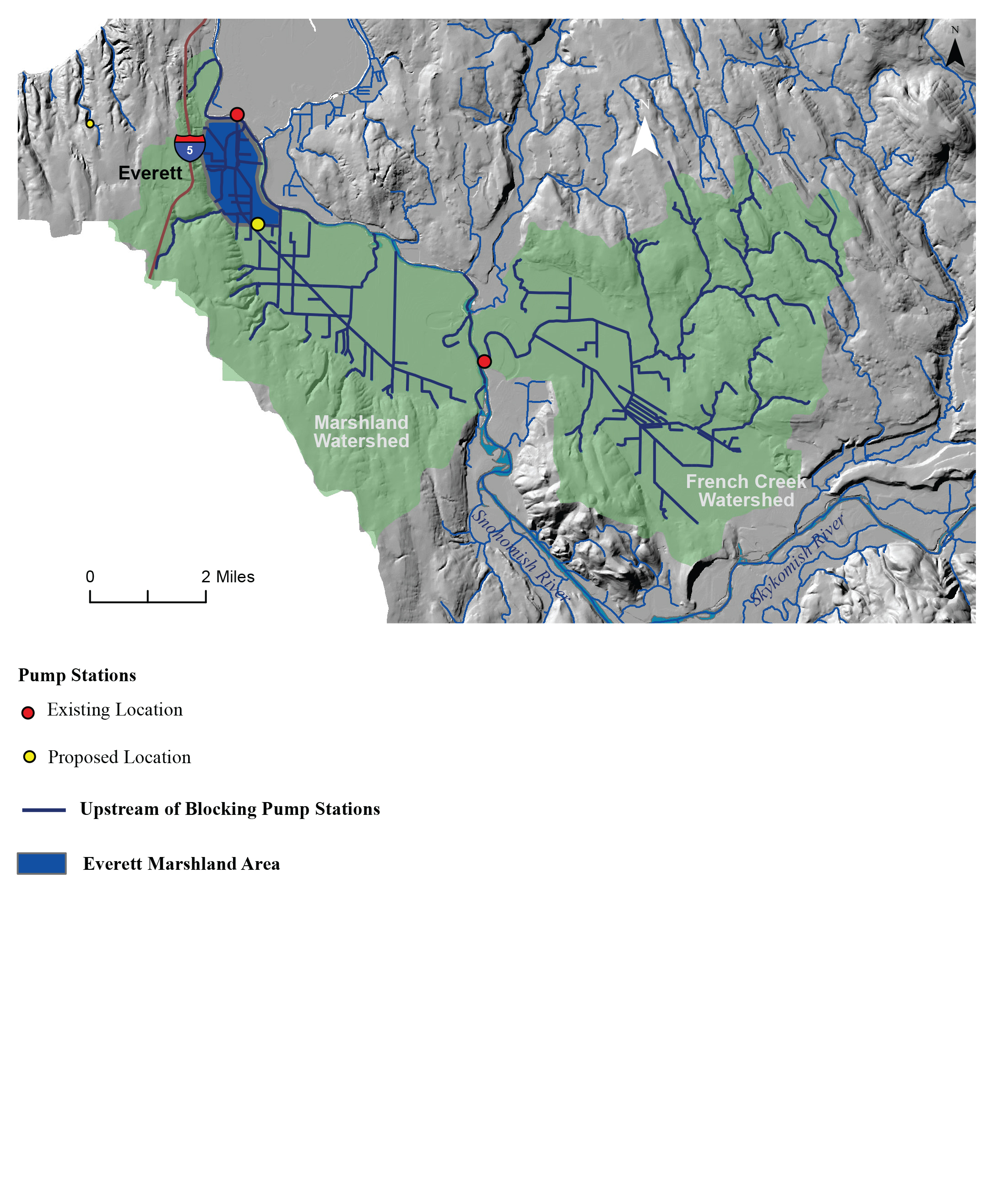 State of Our Watersheds: Pump stations block salmon access