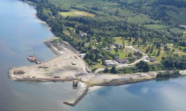 Port Gamble S'Klallam Tribe Finally Sees Bay Clean Up