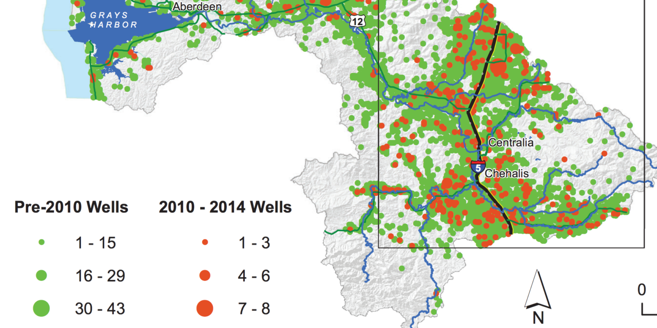 State of Our Watersheds: Hundreds of new wells hurting Chehalis River salmon