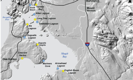State of Our Watersheds: Six of 12 pocket estuary projects done in Whidbey basin