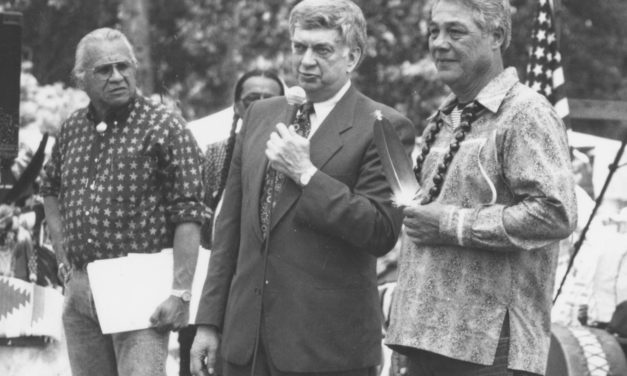 Statement from Lorraine Loomis on the passing of Gov. Mike Lowry