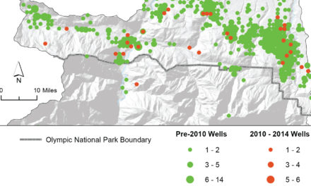 State of Our Watersheds: Permit-Exempt Wells Hurt Salmon Habitat