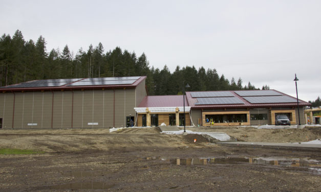 New Tribal Building to Run Fully on Solar Power