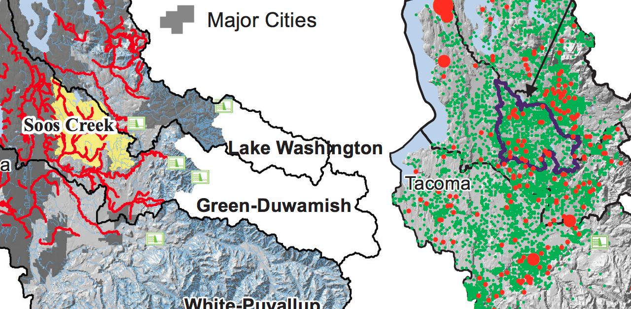 State of Our Watersheds: Summer low flows are worsening as wells are added