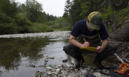 Skokomish Tribe looks deeper into the Tahuya River