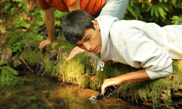 New technique helps tribe explore groundwater-fed creeks
