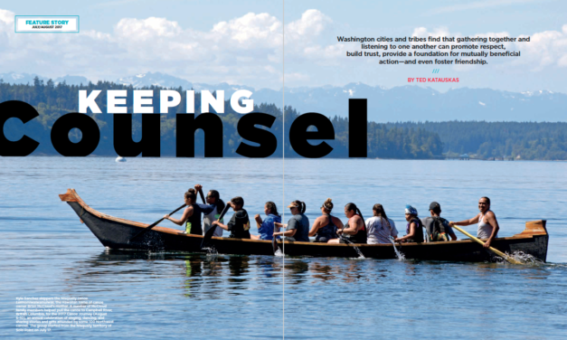 Cityvision Magazine: How cities and tribes work together