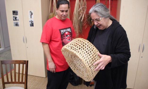 Ancient shrimp pot design inspires experiment