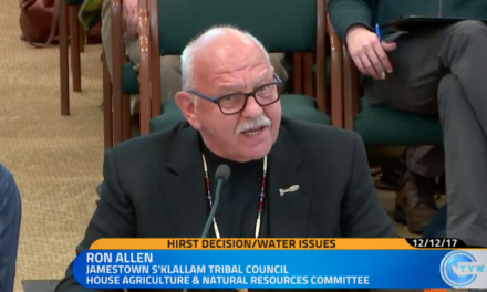 """Treaty tribes on wells: """"It's about fairness"""""""