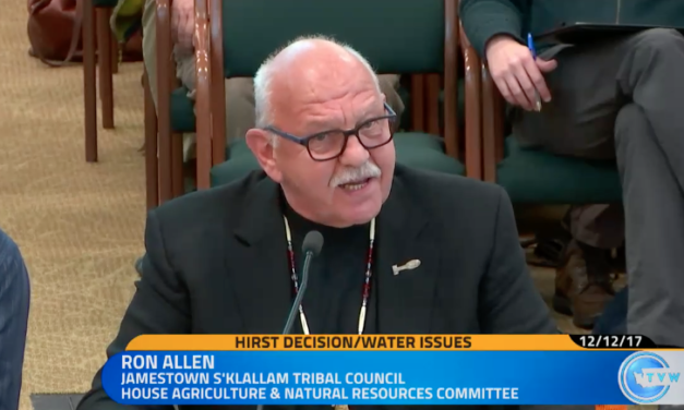 "Treaty tribes on wells: ""It's about fairness"""